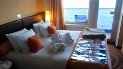 Carnival Breeze: Ocean Suite Cabin 7377 (Full Tour) August
