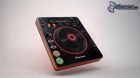 console pioneer dj dj console