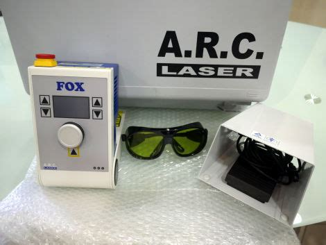 yellow laser diode new arc 980nm for dcr laser green yellow for sale dotmed listing 2426280