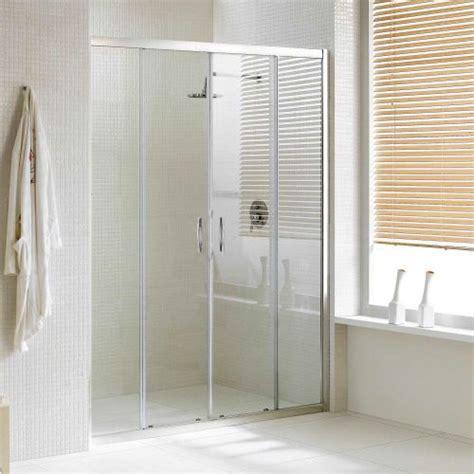 docce con vetro box doccia cristallo 6 mm 1 lato scorrevole apertura