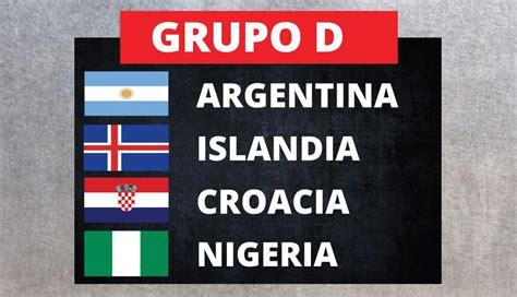 grupo d mundial rusia 2018 mundial rusia 2018