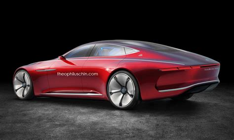 maybach mercedes coupe how would a four door maybach coupe look like mercedesblog
