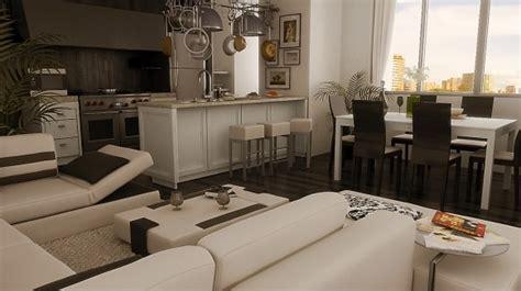living room and dining room color ideas fotos de sala y comedor juntos