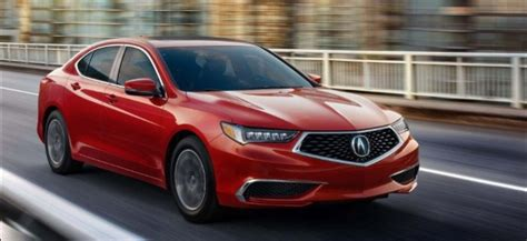 Acura Tlx 2020 Review by 2020 Acura Tlx Mpg Review Redesign Changes Release Date
