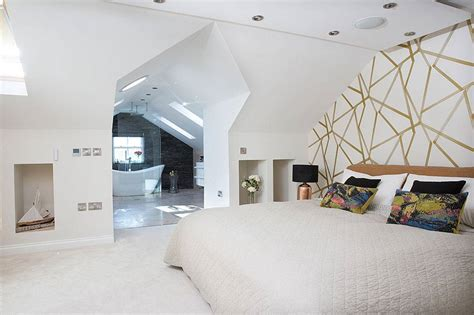 open plan bedroom ensuite open plan master bedroom loft conversion real homes