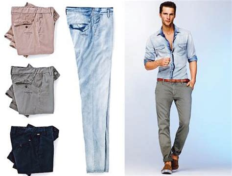 Smart Casual For Men Jeans Pictures   Inofashionstyle.com