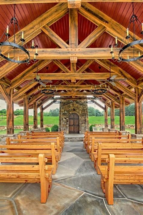 founders chapel outdoor timber frames fresh air