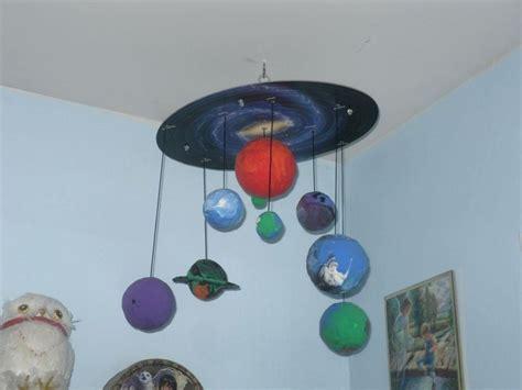 hanging solar system for room hanging solar system model andinc