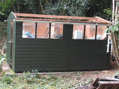 Shed Repairs by Buildings Repairs Moved Mb Garden Building