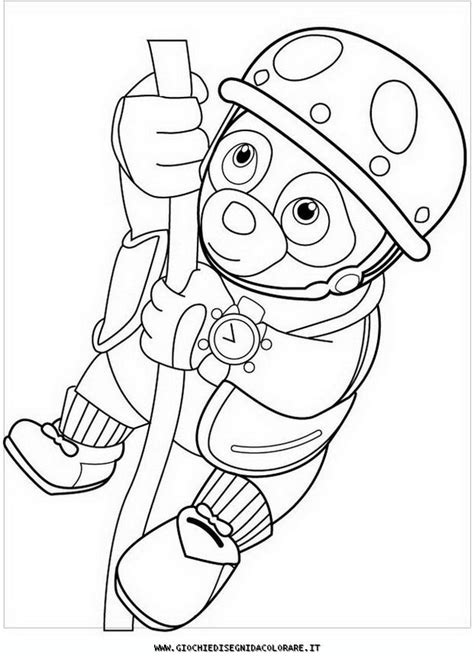 special agent oso coloring pages az coloring pages