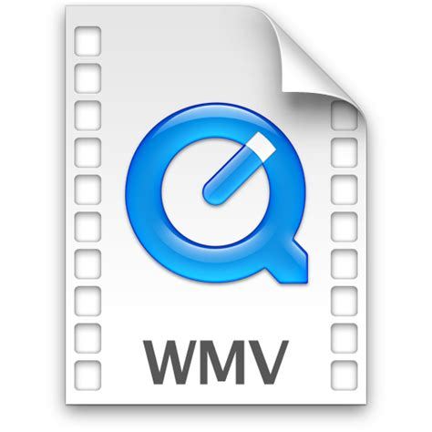 wmv file format extension icons free download wmv icon quicktime metal icons softicons com