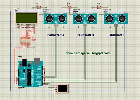 arduino qt tutorial membuat simulasi sistem informasi parkir dengan arduino