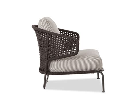 armchair outdoor aston cord outdoor by minotti design rodolfo dordoni