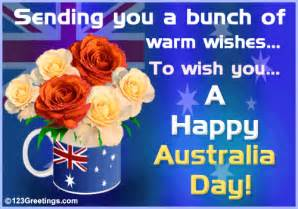 australia day warm wishes free australia day ecards greeting cards 123 greetings