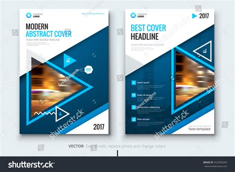 sweethomes catalog cover ralev logo brand design blue brochure design corporate business template stock