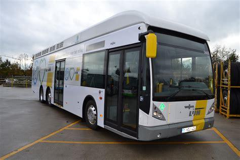 openbaar toilet leuven van hool levert 5 brandstofcelbussen aan de lijn antwerpen