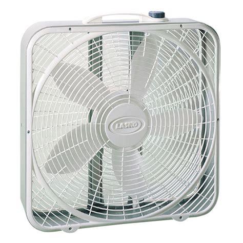 lasko 20 box fan lasko 3723 20 quot 3 speed premium box fan air movers