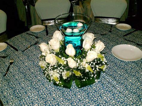 centros de mesas para bodas 2012