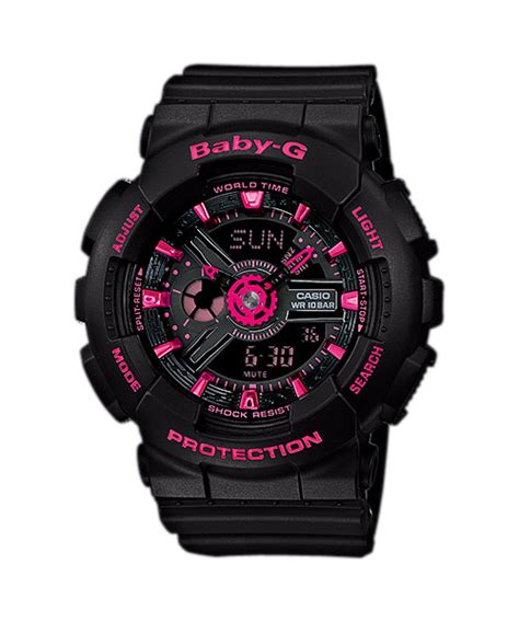 G Shock Baby G 5338 Ba 111 casio baby g ba 111 1a fashion neon