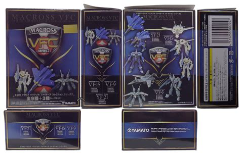 Diecast Yamato Macross Plus Yf 21 scorched earth toys 187 yamato 1 200 variable fighter