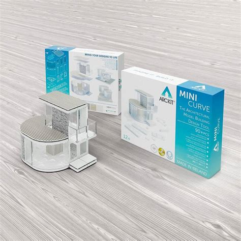 architectural model making kit pictures to pin on architectural model making kit mini curve by arckit