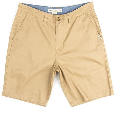 Shorts Khaki vans linden 20 quot shorts khaki