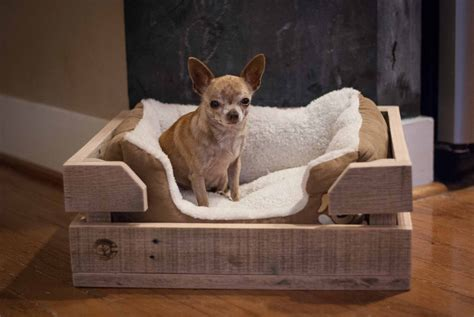 dog beds for crates dog bed wood crate made of reclaimed wood by reformedwood