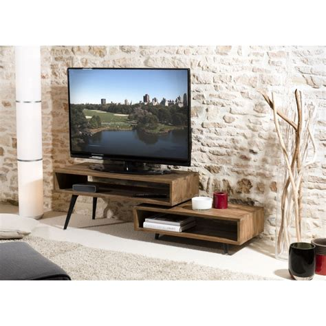 meubles tv meuble tv rotatif scandi dpi import