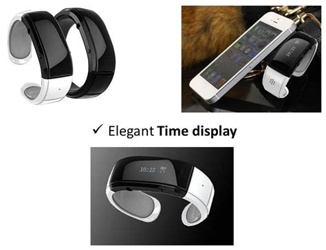 multifunction smart bluetooth bracelet speaker oled display iphone android jam tangan new