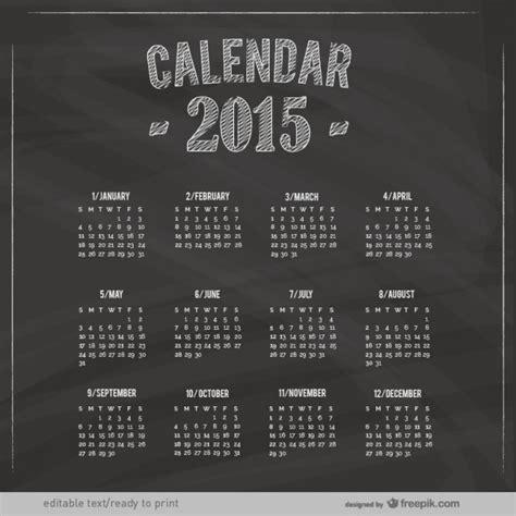 Shop Calendario 2015 Calendario De 2015 Con Textura De Pizarra Descargar