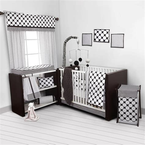 Black And White Baby Crib Bedding 21 Inspiring Ideas For Creating A Unique Crib With Custom Baby Bedding Babydotdot Baby Guide