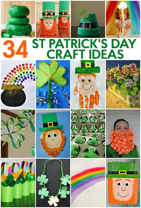 st s day craft ideas 34 st s day craft ideas a craft in your day