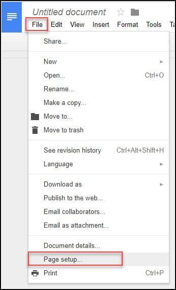easy ways google docs letterhead template tutorial