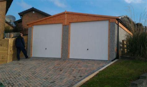 Prefab Garage Scotland by Concrete Garages Apex Garage Fife