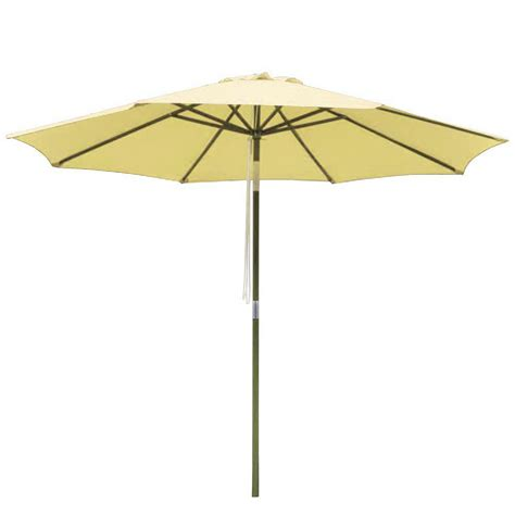 Patio Umbrella Canopy 9ft Umbrella Replacement Canopy 8 Ribs Outdoor Market Patio Top Cover Optional Ebay