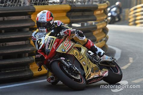 Motorradrennen Macao by Macau Gp Rutter Takes Last Gasp Provisional Pole