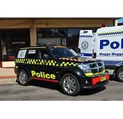 Berrigan NSW Police 150th Anniversary Car 003JPG