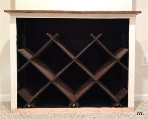 bottle wine rack plans  woodworking