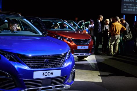 peugeot new cars 2016 new 2016 peugeot 3008 gallery