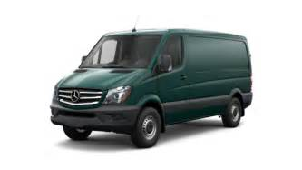 Mercedes Canada Sprinter 2017 Mercedes Sprinter Cargo Vs 2017 Ford Transit