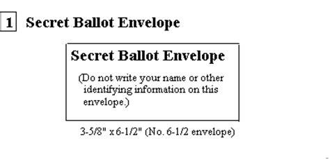 The Voting Diaspora Beachcombing S Bizarre History Blog Absentee Ballot Envelope Template