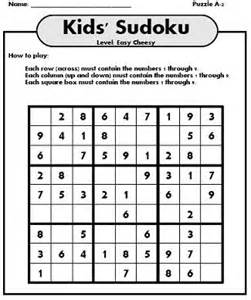 Sudoku Six Puzzles Per Page » Home Design 2017