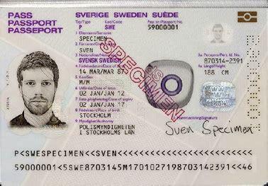 swedish passport   powerful   world ttg nordic