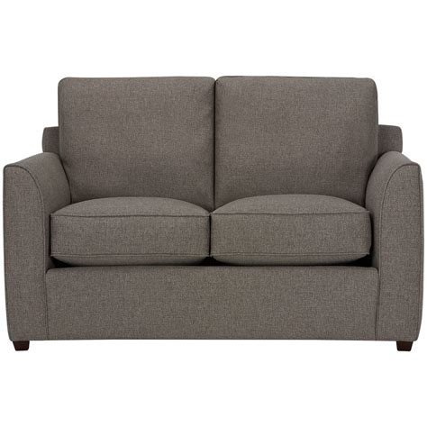 city furniture asheville brown fabric loveseat