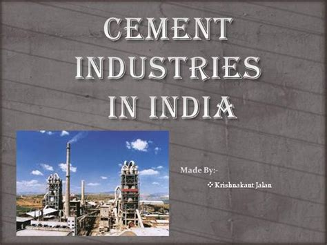 cement ppt themes free download cement industries authorstream