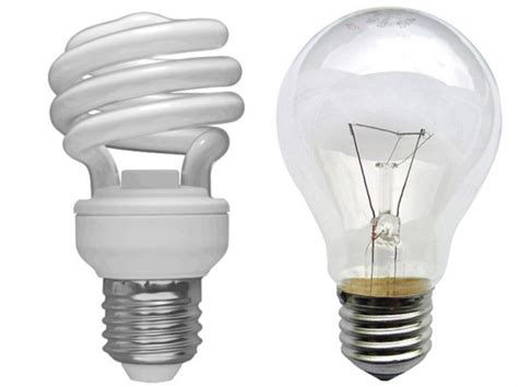 image gallery incandescent light cfl bulb