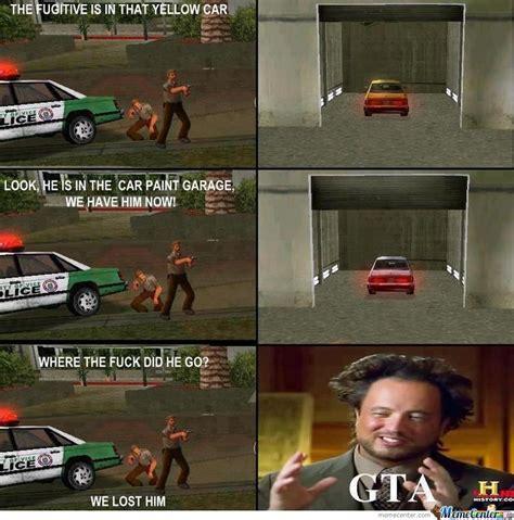 Meme Gta - gta logic by crantos meme center