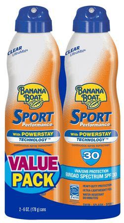 Banana Boat Ultramist Sport Spf50 175ml 1 banana boat sunscreen 1 00 coupon get ready for summer a thrifty recipes crafts