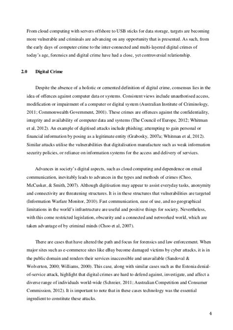digital forensics report template digital crime forensics report