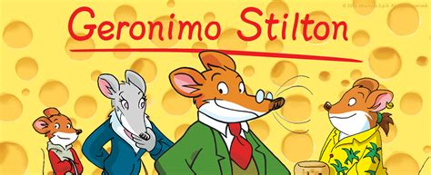 stilton and geronimo stilton